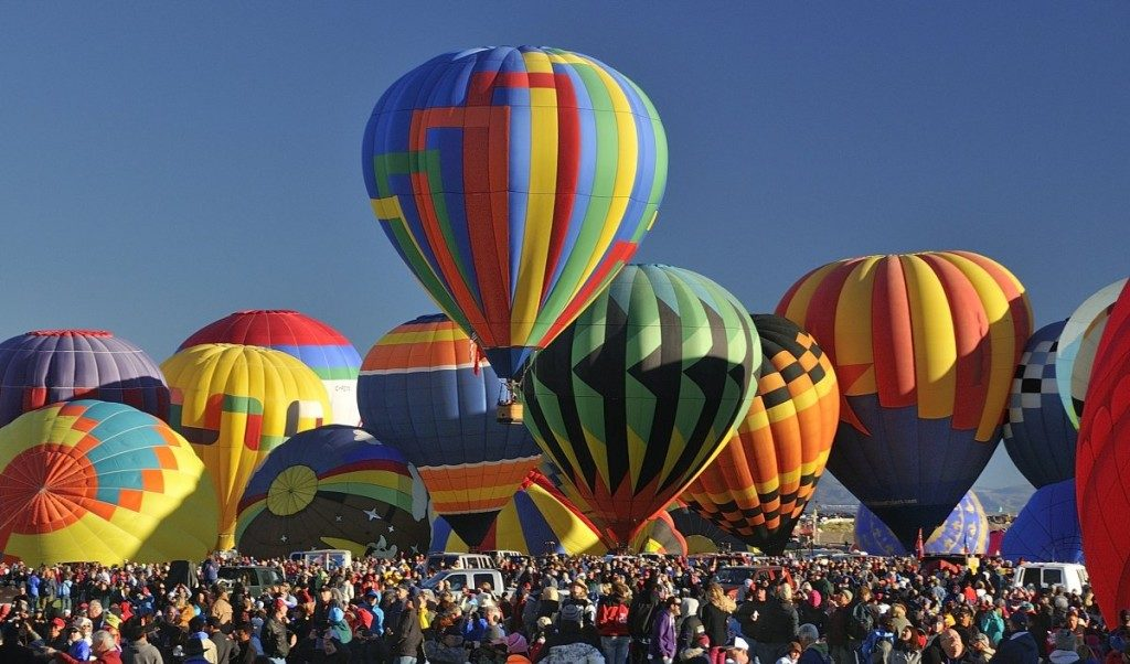 Ballon and Wine Festival Entertainment in Temecula