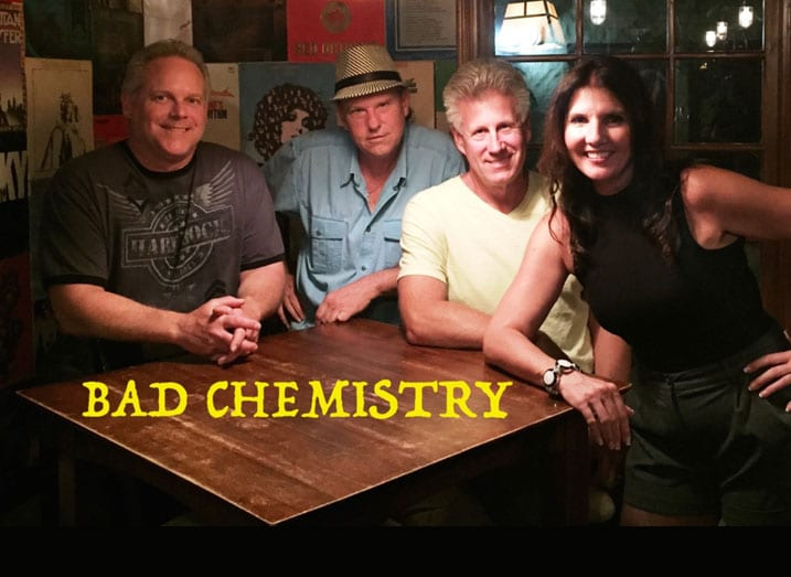 Bad Chemistry Temecula music bands in town