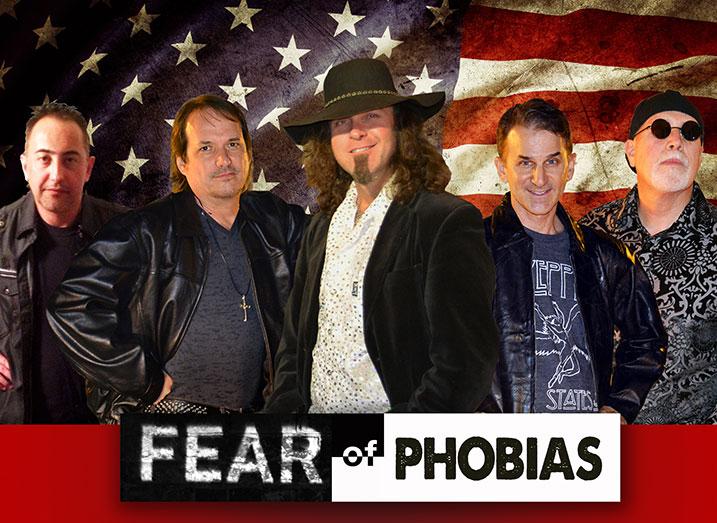 Fear of Phobias band Temecula Entertainment