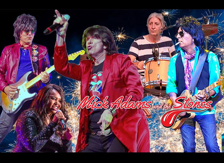 Mick Adams and The Stones Entertainment in Temecula
