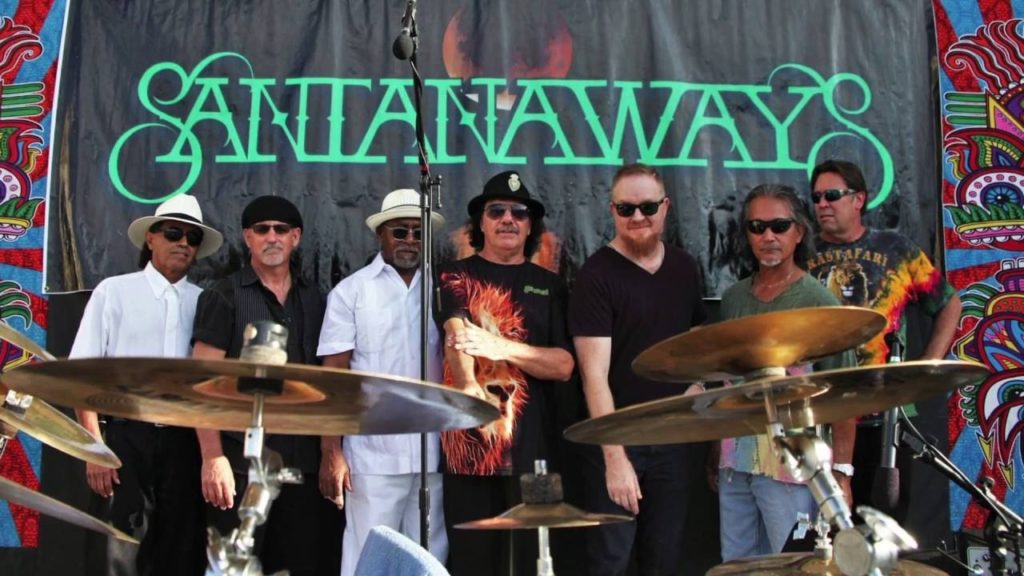 SantanaWays the Carlos Santana Tribute Show Temecula Entertainment