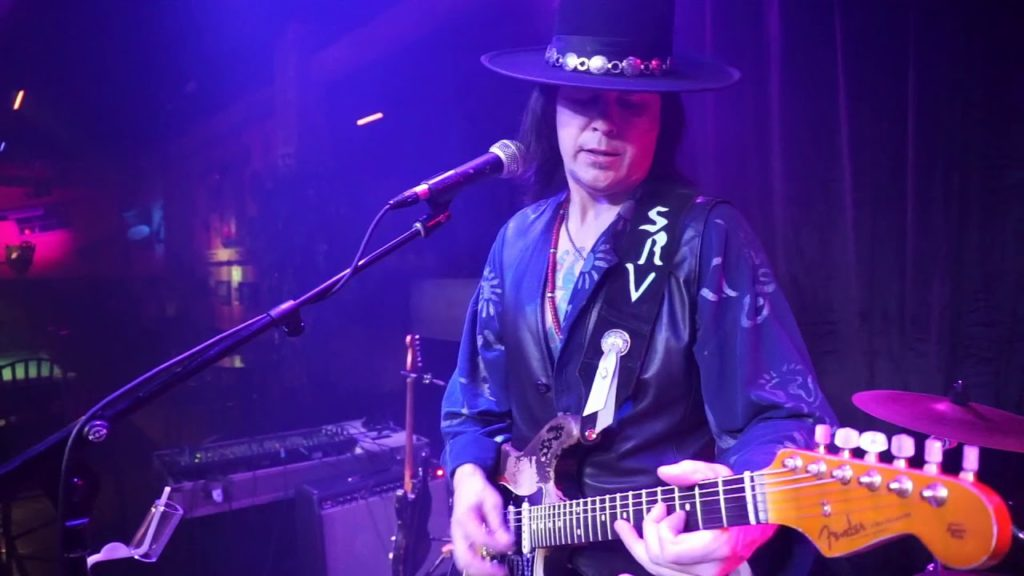 The Stevie Ray Vaughan Experience by Soul to Soul Temecula live music