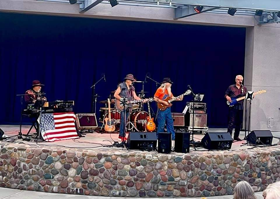 Bodie the band temecula entertainment